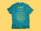 2015 Festival T-shirt photo