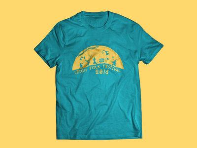 2015 Festival T-shirt main photo