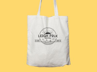 #LeighFolk17 Tote Bag main photo