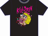 Killdren Face Full Colour Print T-Shirt photo