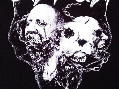 """Come to Grief - """"Cryptworm"""" T-Shirt design main photo"""