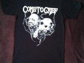 """Come to Grief - """"Cryptworm"""" T-Shirt design photo"""