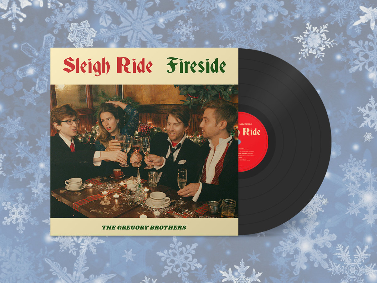 Sleigh Ride / Fireside   The Gregory Brothers