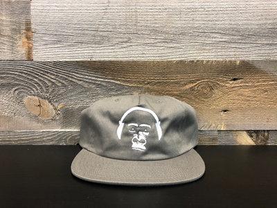 Kong Squad Front /Good Kompany Back - Dad Hat (Green, Grey, Black, Tan) main photo
