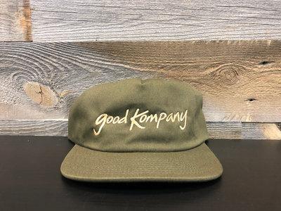 Good Kompany Front / Kong Squad Back - Dad Hat (Green, Grey, Black, Tan) main photo