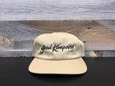 Good Kompany Front / Kong Squad Back - Dad Hat (Green, Grey, Black, Tan) photo