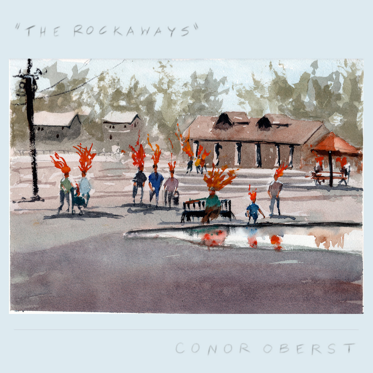 No one changes / the rockaways | conor oberst.