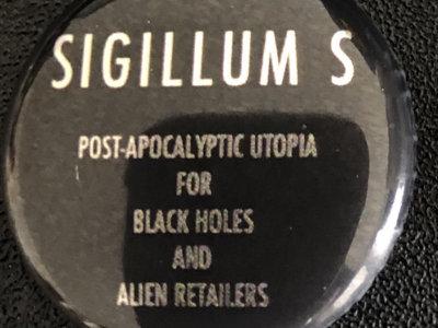 Sigillum S 2.5 cm silver album quote main photo