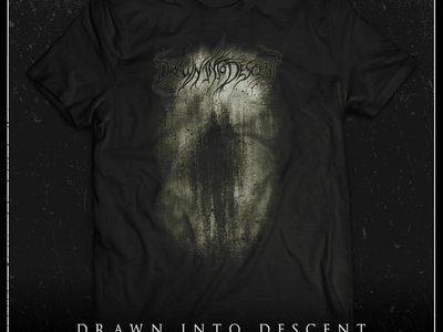 Drawn into Descent - 'Drawn into Descent' T-Shirt main photo