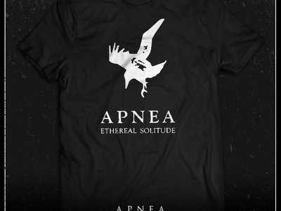 Apnea - 'Ethereal Solitude' T-Shirt main photo