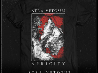 Atra Vetosus - 'Apricity - Model II' T-Shirt main photo