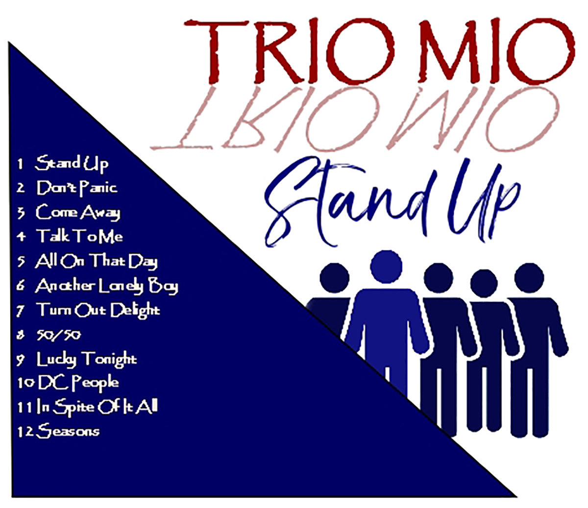 Rise Up/Stand Up   TrioMio