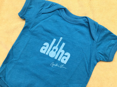 Aloha Baby Onesie main photo