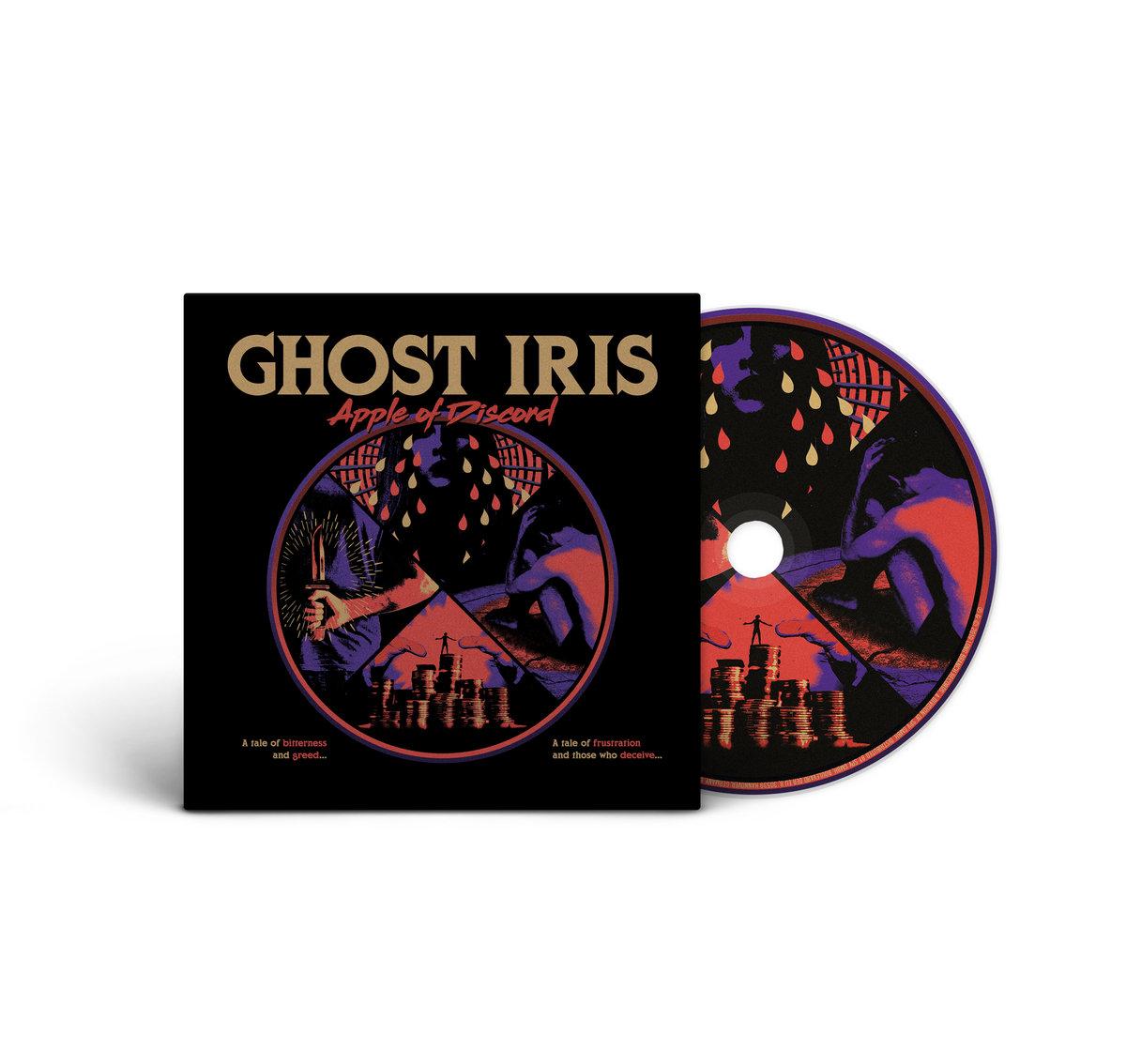 Apple Of Discord | Ghost Iris