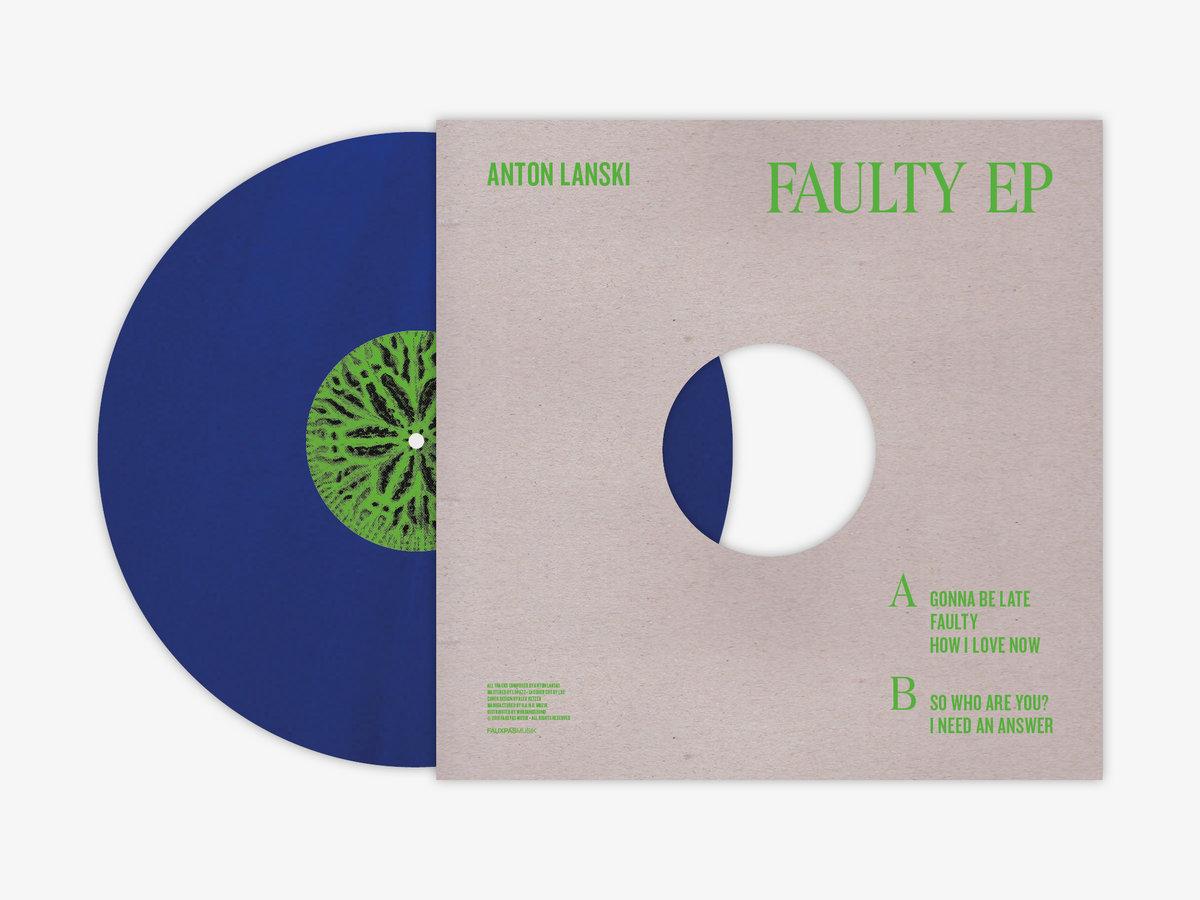 Faulty EP   Fauxpas Musik
