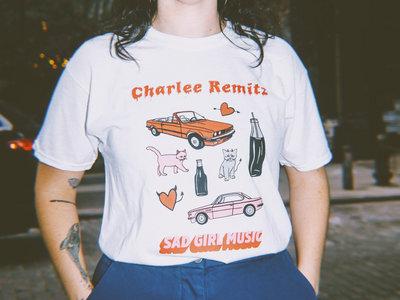 Signed Sad Girl Music T-Shirt main photo
