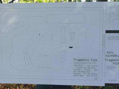Fragments folk - Matrice main photo