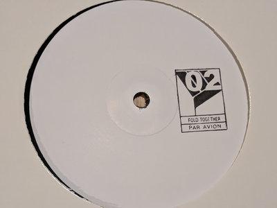 PAR002 | Henry Greenleaf - Fold Together EP main photo