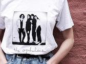 Black & White Polaroid T Shirt photo