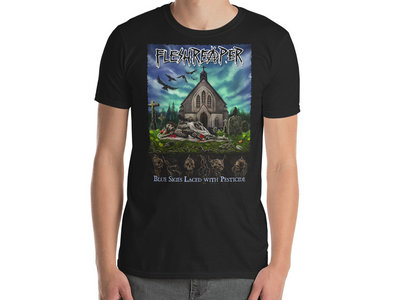 Fleshreaper - Blue Skies Laced With Pesticide T-Shirt main photo