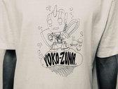 RoboJelly T-Shirt   Black/White photo