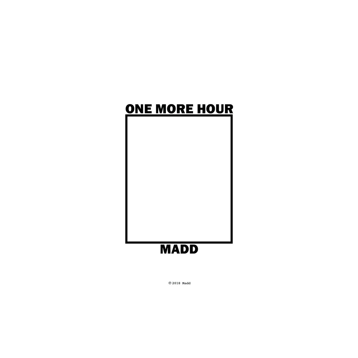 One More Hour Compact Disc Cd