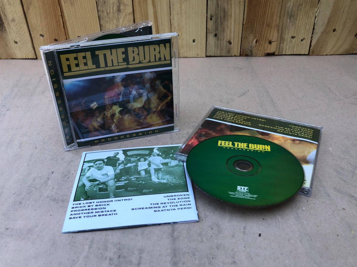 Firestorm (Earth Crisis cover) secret track | Feel The Burn