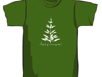 Pine tree t-shirt main photo