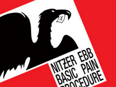 NITZER EBB: Basic Pain Procedure CD. main photo