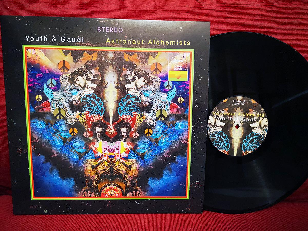 Youth & Gaudi - Astronaut Alchemists (album teaser)   Liquid Sound