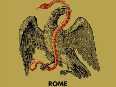 ROME: Le Ceneri di Heliodoro CD main photo