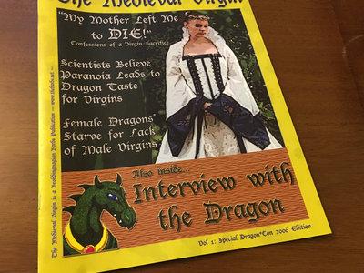 The Medieval Virgin (Magazine) main photo