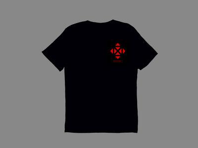 """Propaganda is Everywhere"" T-Shirt (Black) main photo"