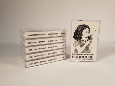 Bughouse (Benjamin Herman) Cassette main photo