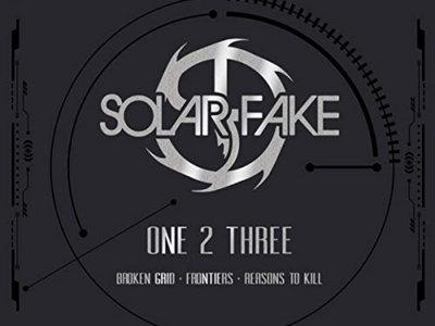 SOLAR FAKE: One 2 Three (3CD Digipak) main photo