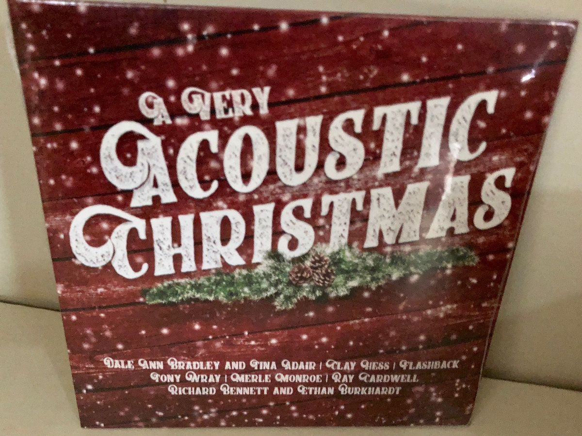 An Old Christmas Card - Dale Ann Bradley and Tina Adair | Various ...