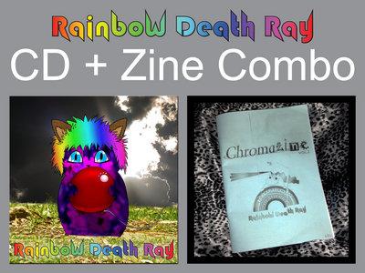CD + Zine Combo main photo