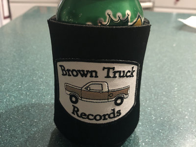 Brown Truck Stubbie Holder main photo