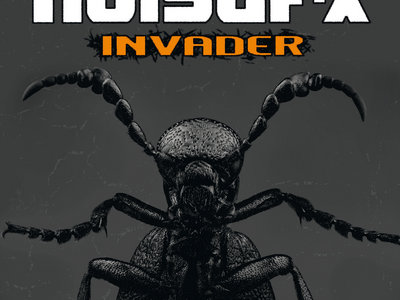 NOISUF-X: Invader CD main photo