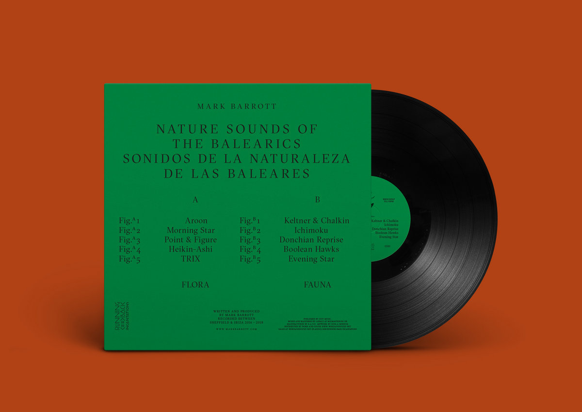 Nature Sounds Of The Balearics | Mark Barrott