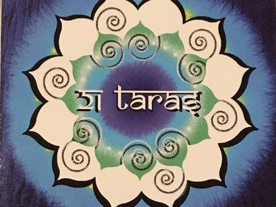 21 Taras Blue Ocean Sticker main photo
