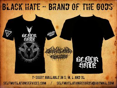 BLACK HATE - Brand of the Gods main photo