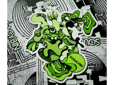 2 stickers main photo
