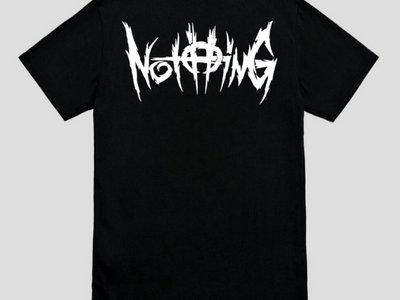 Official Nothing Logo Shirt main photo
