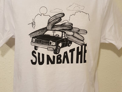 Sunbathe Saguaro Shirt main photo
