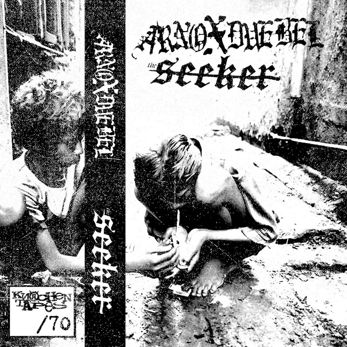 6f18af44c08 Includes unlimited streaming of ARNOXDUEBEL/THE SEEKER - split via the free  Bandcamp app, plus high-quality download in MP3, FLAC and more.