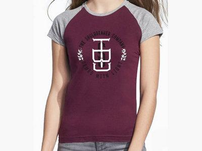 THE SOULBREAKER COMPANY - Raglan - T-Shirt (Girl) main photo