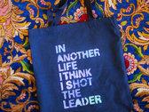 LYRIC Tote Bag photo