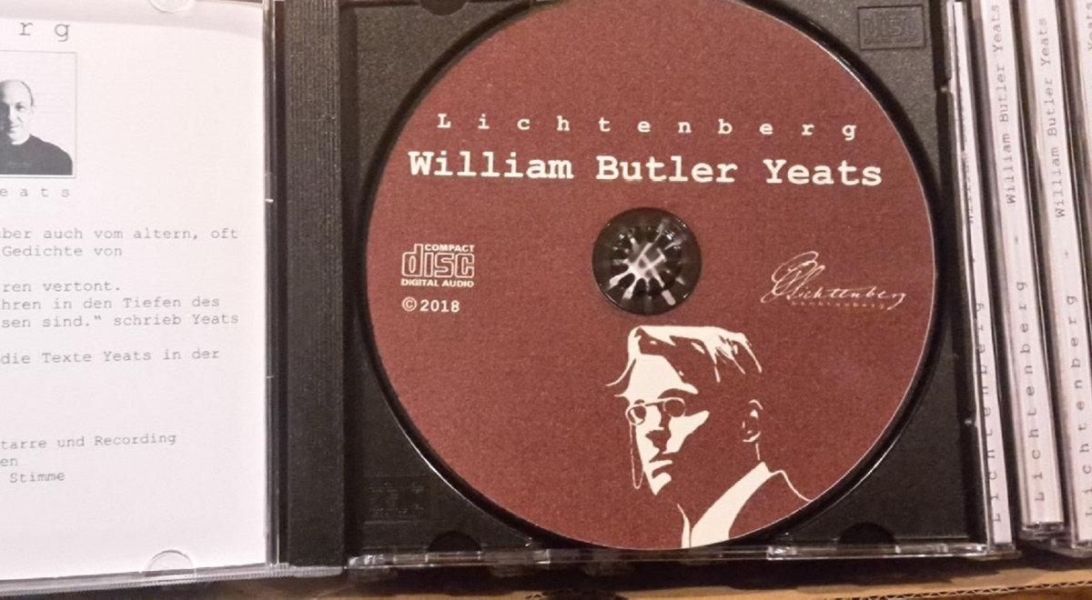 William Butler Yeats Lichtenberg