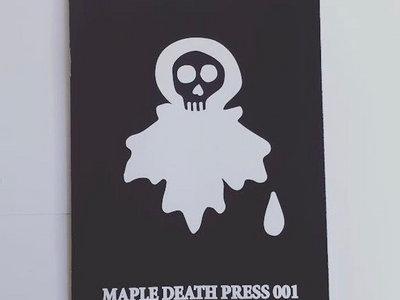 Maple Death Sunday Service Zine (MDP001) main photo